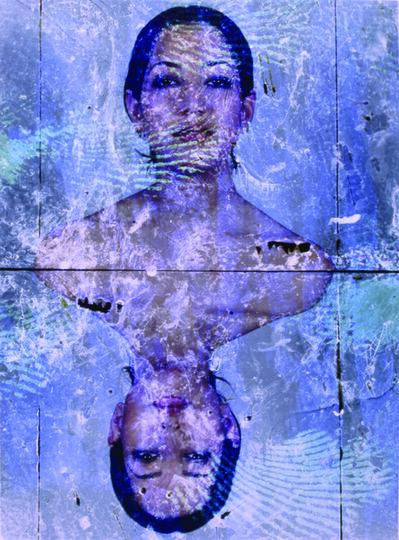 Shadi Yousefian, 'Self-Portrait #21', 2003