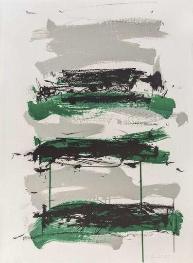 Joan Mitchell, 'Field 1', 1992