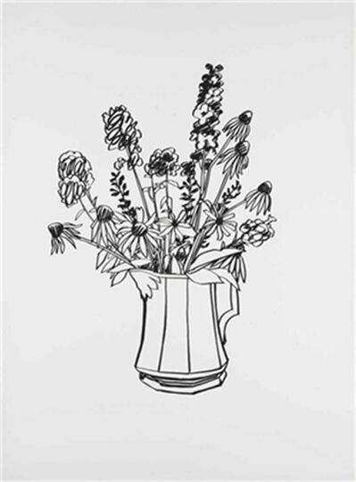 Tom Wesselmann, 'A Country Bouquet for Tammy', 1989