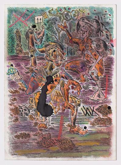 Albert Herter, 'Pantagruelling #6', 2016