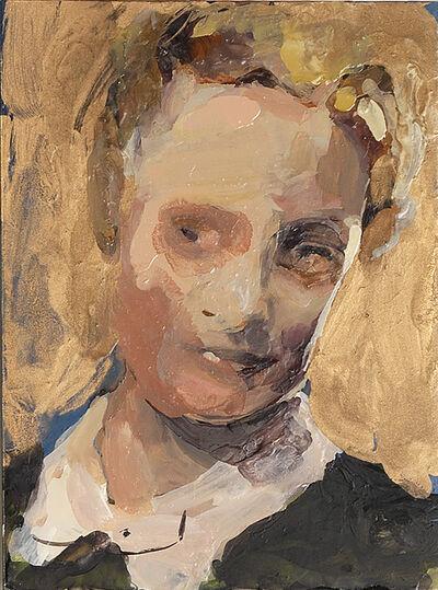 Geraldine Swayne, 'Golden-haired Nurse', 2014