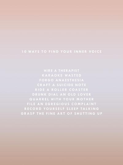 Dawn Ng, 'INNER VOICE', 2017