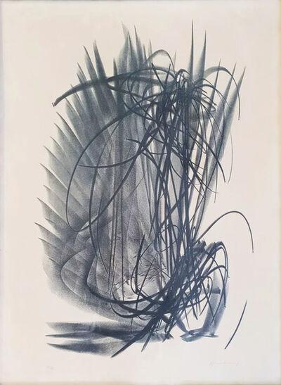 Hans Hartung, 'L121', 1963