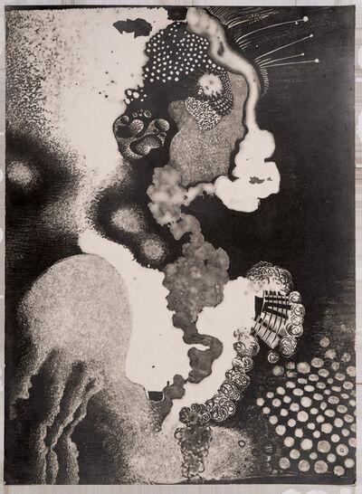 Karol Hiller, 'Heliographic composition XLI', ca. 1933