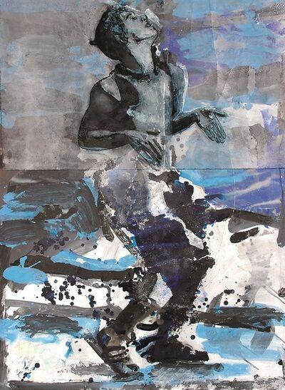Roger Pfund, 'Nijinski dancer', 2005