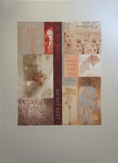 Sue Leopard, 'American Dreamer, III'