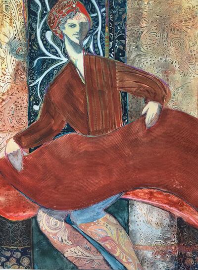 Kathy Daywalt, 'She Loves to Dance'