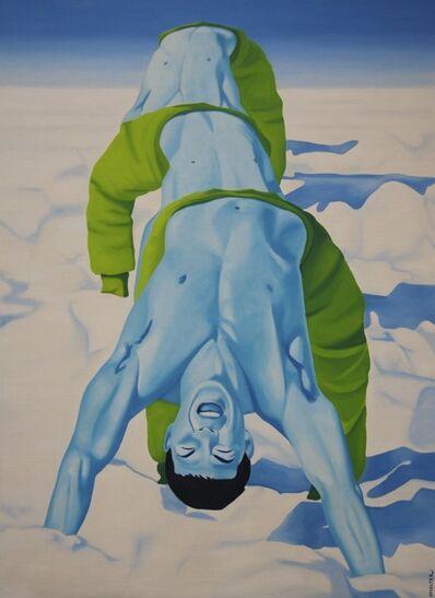 Christian Develter, 'Koryo Blue II'