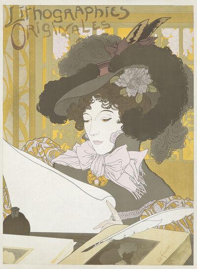 Georges de Feure, 'Lithographies Originales. ', 1896