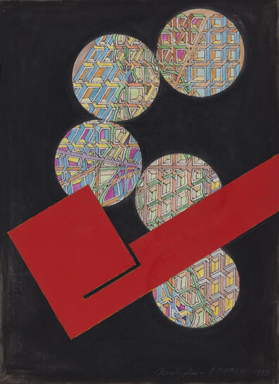 Paul Neagu, 'New Hyphen', 1993