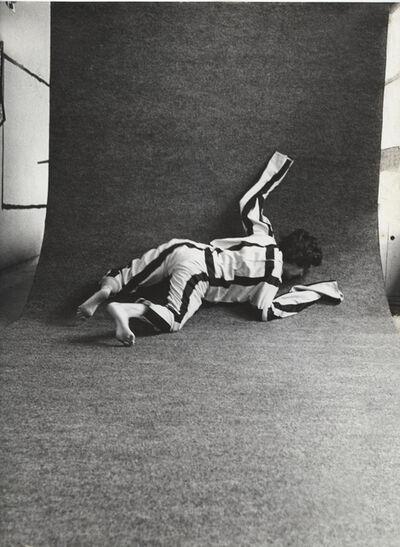 """Martha Araújo, 'Photographic documentation of the performance """"Para Um Corpo Nas Suas Impossibilidades""""', 1985"""
