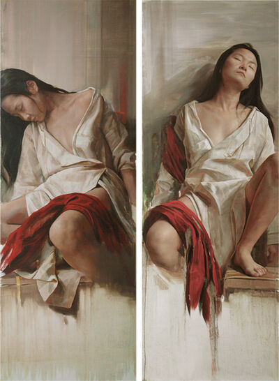 Liu Yuan-Shou, 'Silence II No.1,2', 2011
