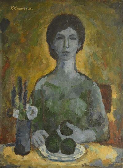 Vadim Semenovich Velichko, 'Woman by the table', 1985