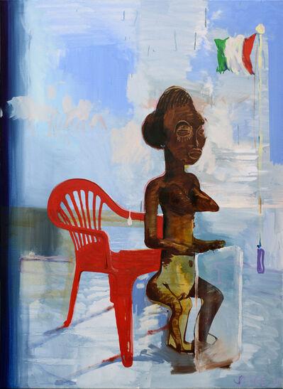 Serge Nyfeler, 'Neuland', 2014