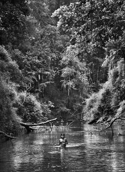 Sebastião Salgado, 'Suruwaha, Amazonas, Brazil', 2017