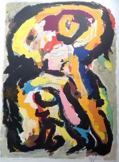 Karel Appel, 'Ivresse ', 1963