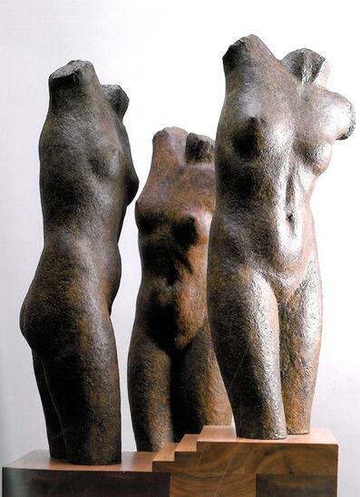 Anita Huffington, 'Three Graces', 2001