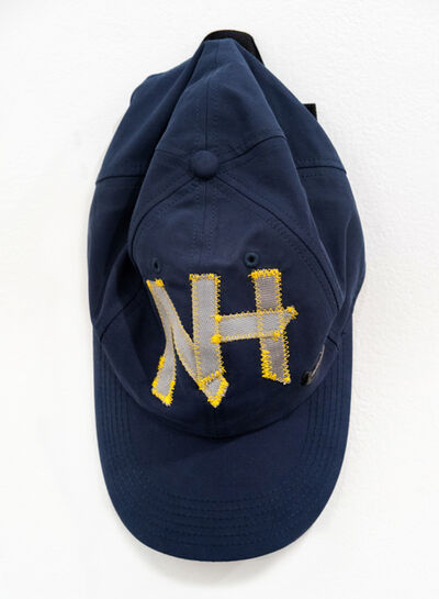 Neil Haas, 'Navy cap (Peter)', 2018