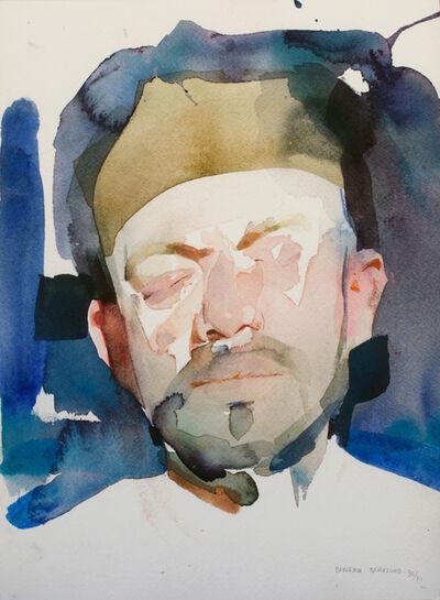 Benjamin Björklund, 'Portrait of Nicolas Uribe', 2016