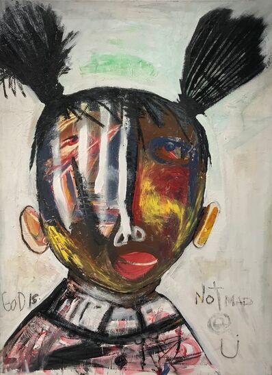 Genesis Tramaine, 'The Black Virgin Doll', 2018