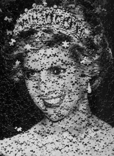 Vik Muniz, 'Diana (Gordian Puzzles)', 2008