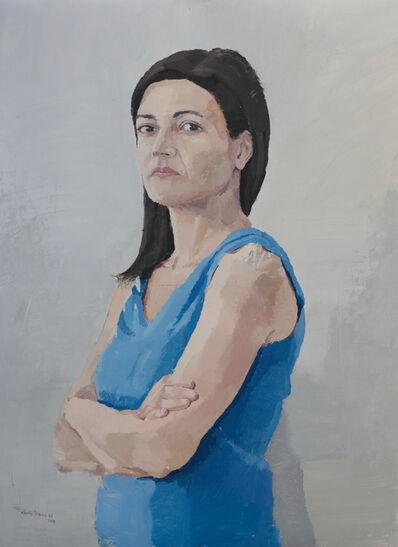Alberto Romero, 'Retrato de Ana / Potrait of Ana', 2017