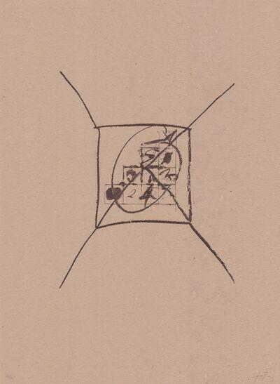 Antoni Tàpies, 'Llambrec material IX', 1970-1980