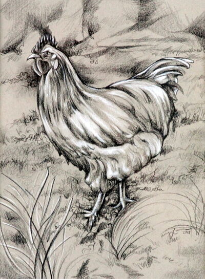 Amy Lee Lummus, 'The Chicken That Ate your Kidneys and Heart', 2018