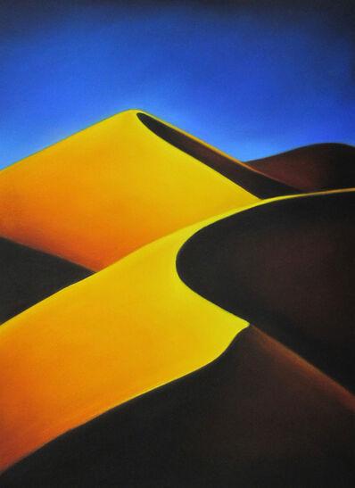 Margaret nes, 'Evening Sand Dunes 19-16', 2019