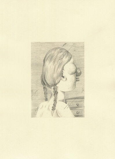 Keaton Henson, 'The Trapeze Artists Daughter', 2016