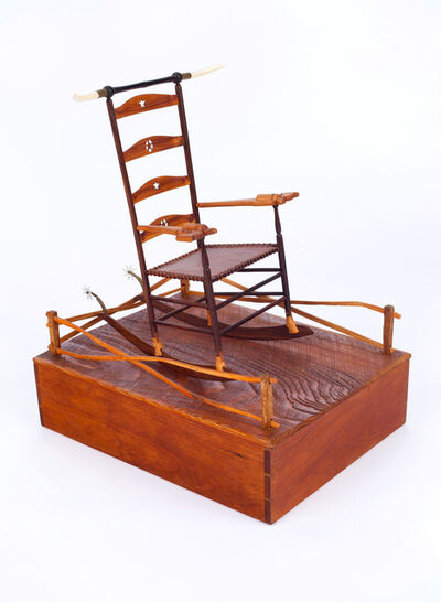 Roy Superior, 'Texas Shaker Rocker', 1984
