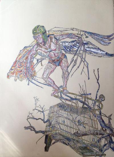 Krzysztof Pastuszka, 'Birdman', 2011