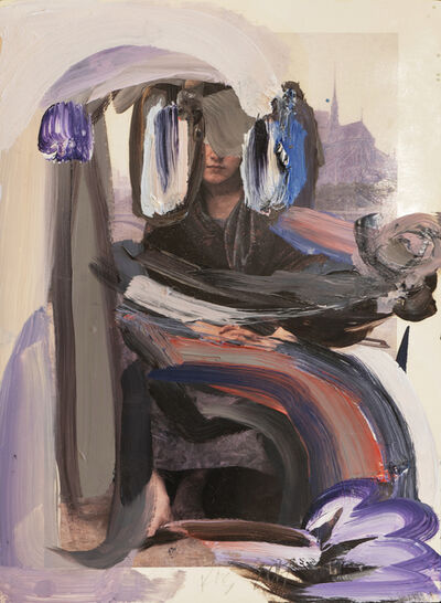 Raychael Stine, 'untitled yow', 2017