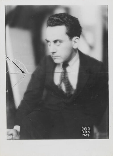 Man Ray, 'Self Portrait', 1924