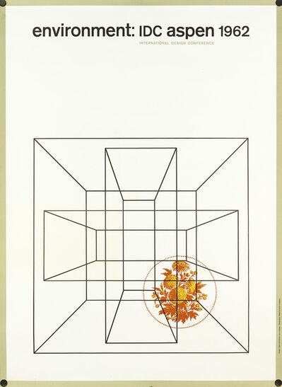 Ralph Eckerstrom, 'ENVIRONMENT: IDC ASPEN.', 1962