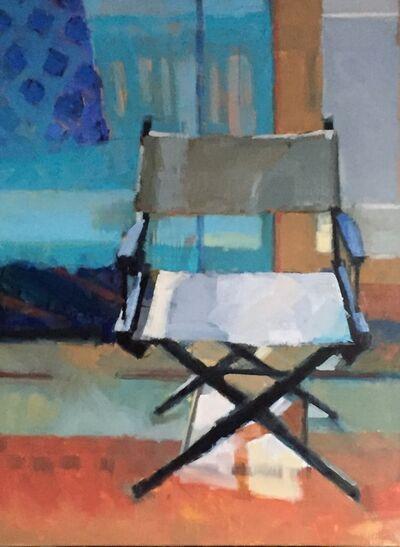 Kimberlee Alemian, 'Light Facet-Blue Diamond', 2018