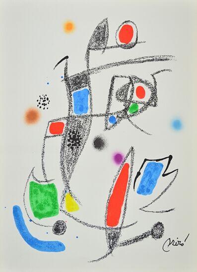 Joan Miró, 'Maravillas 10'