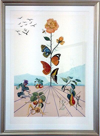 Salvador Dalí, 'Flordali II', 1981