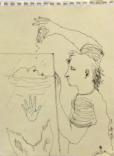 Mindy Alper, 'Untitled (fish food)', 2006