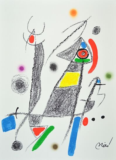 Joan Miró, 'Maravillas 6'