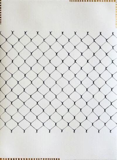 Kiki Gaffney, 'Chain Link Fence', 2017