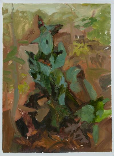 Kristin Musgnug, 'Overturned Stump', 2014