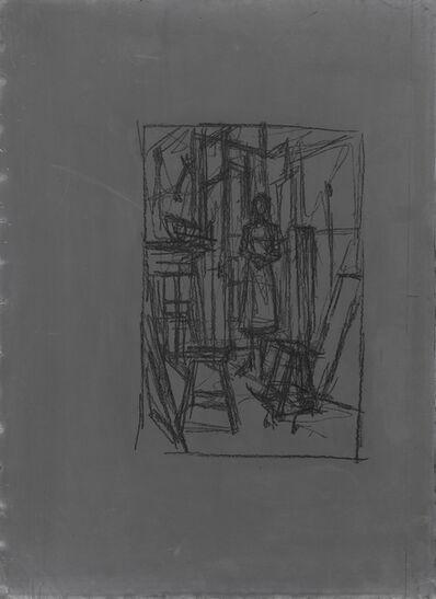Alberto Giacometti, 'Annette In The Studio (Annette dans l' atelier)', 1954