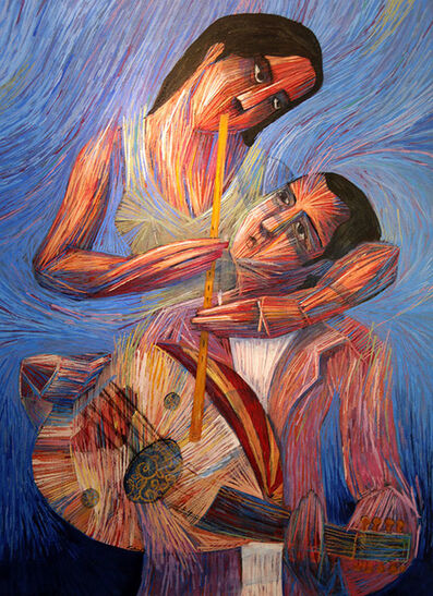 Fadi Daoud, 'Affinity', 2015