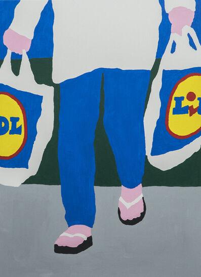 Ricardo Passaporte, 'LIDL customer', 2017
