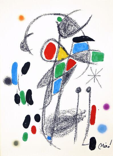Joan Miró, 'Maravilla 18', 1975