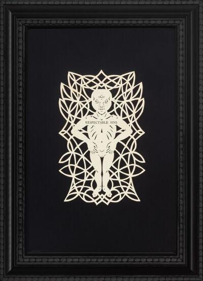 Catherine Heard, 'Symmetries - Respectable Sins', 2005