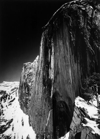 Ansel Adams, 'Monolith, the Face of Half Dome, Yosemite National Park', 1927
