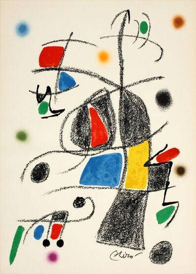 Joan Miró, 'Maravillas #1069', 1975