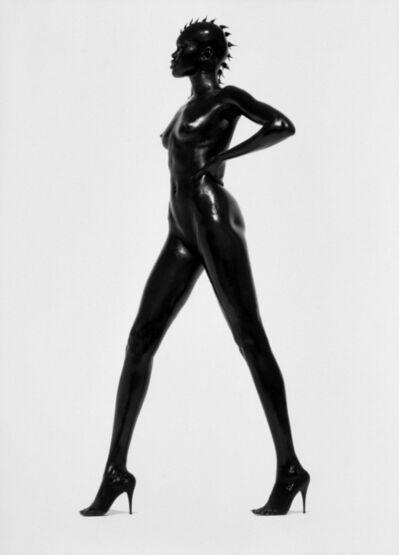 Herb Ritts, 'Alek Wek, Los Angeles', 1998